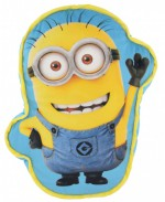 MINIONS Coussin peluche Tom 40 x 30 cm