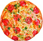 Coussin Modele Pizza