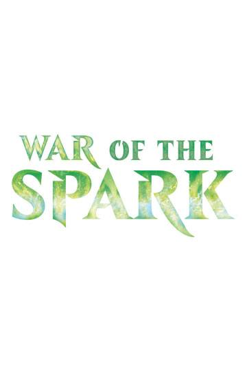 Magic the Gathering War of the Spark présentoir theme boosters (10) *ANGLAIS*