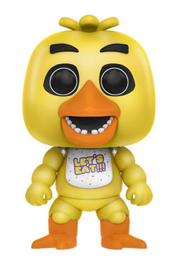 Five Nights at Freddy's POP! Games Vinyl Figurine Chica 9 cm