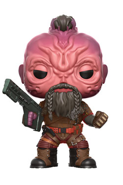 Les Gardiens de la Galaxie Vol. 2 Figurine POP! Marvel Vinyl Taserface 9 cm