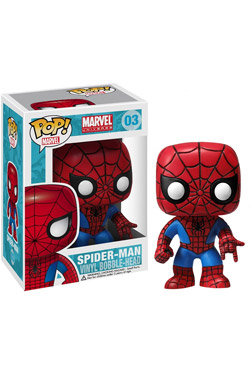 Marvel Comics POP! Vinyl Figurine Spider-Man 10 cm