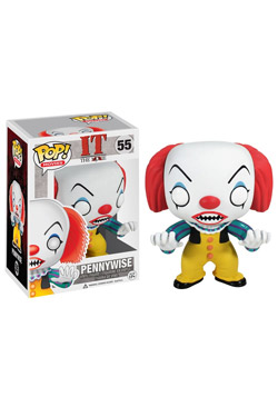 Ça (It) POP! Vinyl figurine Pennywise 10 cm
