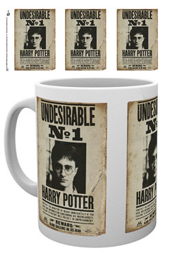 Harry Potter mug Undesirable
