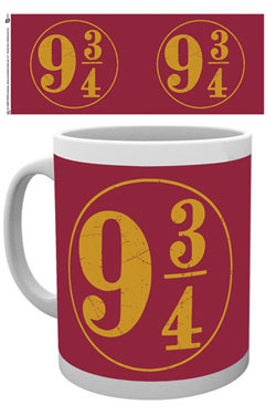 Harry Potter mug 9 3-4