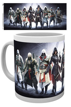 Assassin´s Creed mug Assassins
