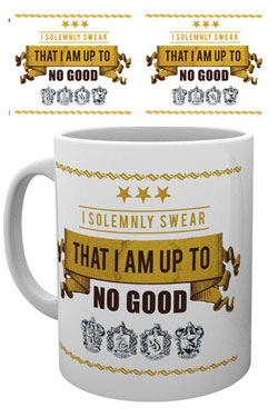 Harry Potter mug I Solemnly Swear