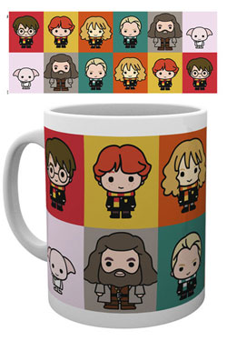 Harry Potter mug Chibi