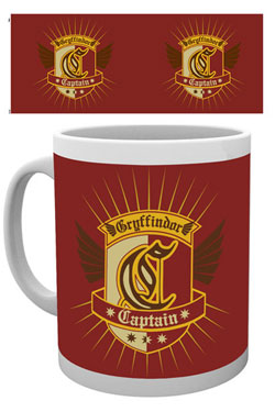 Harry Potter mug Captain