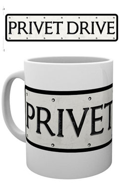 Harry Potter mug Privet Drive
