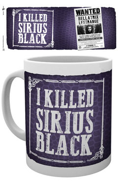 Harry Potter mug Bellatrix