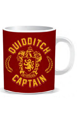 Harry Potter mug Quidditch Captain