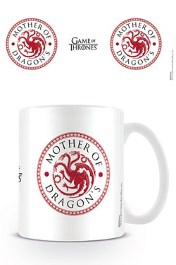 Le Trône de fer mug Mother Of Dragon's