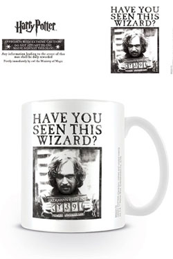 Harry Potter mug Wanted