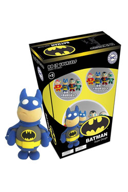 DC Comics D!Y Super Dough pâte à modeler Batman