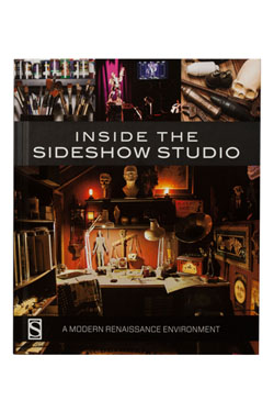 Sideshow Collectibles livre Inside the Sideshow Studio A Modern Renaissance Environment *ANGLAIS*