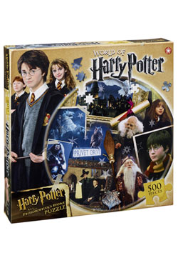 Harry Potter Puzzle Philisophers Stone