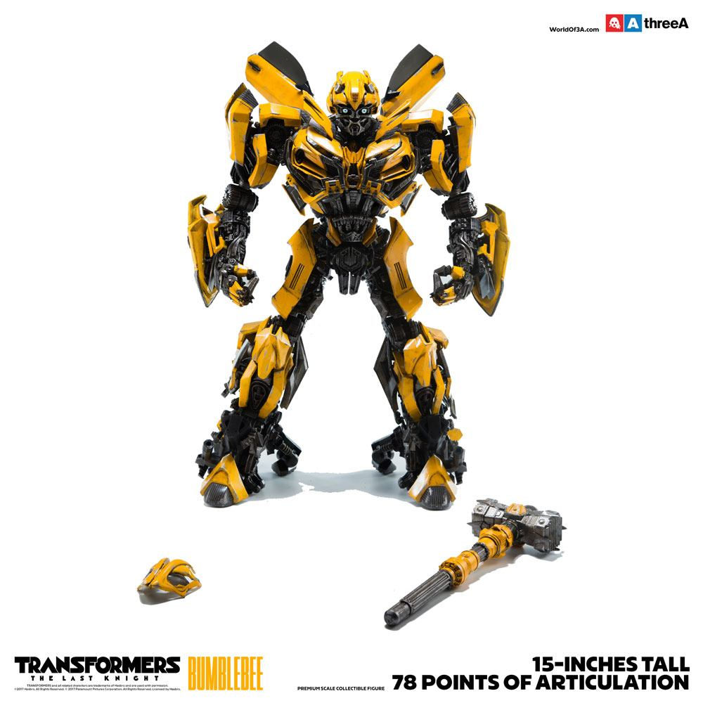 Transformers The Last Knight figurine 1/6 Bumblebee 38 cm