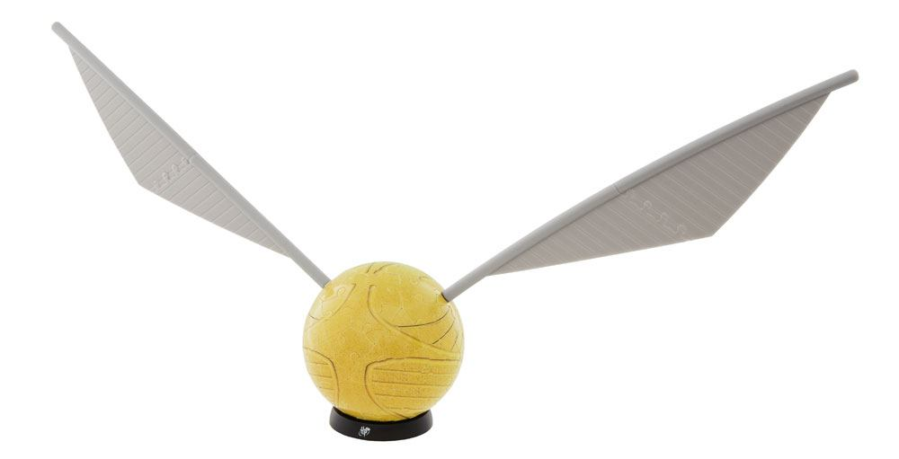 Harry Potter puzzle 3D Golden Snitch (64 pièces)