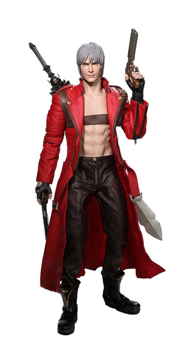 Devil May Cry 3 figurine 1/6 Dante 32 cm