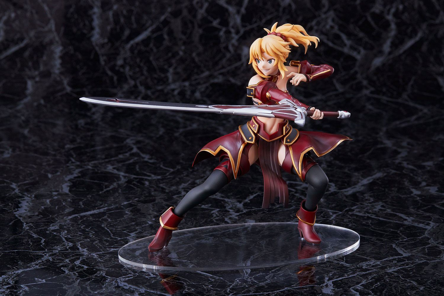 Fate/Apocrypha statuette PVC 1/7 Saber of RED (The Great Holy Grail War) 20 cm