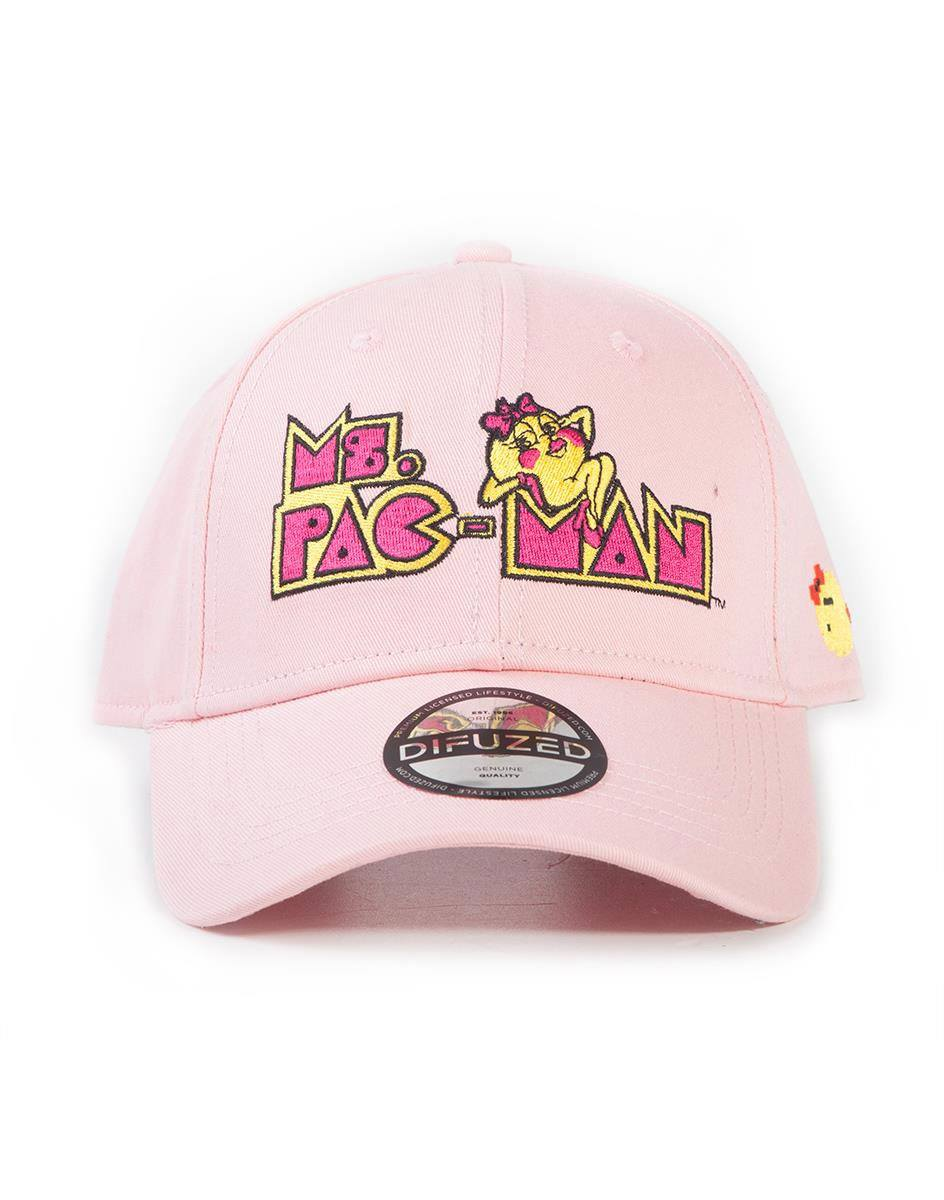 Pac-Man casquette Baseball Ms. Pac-Man
