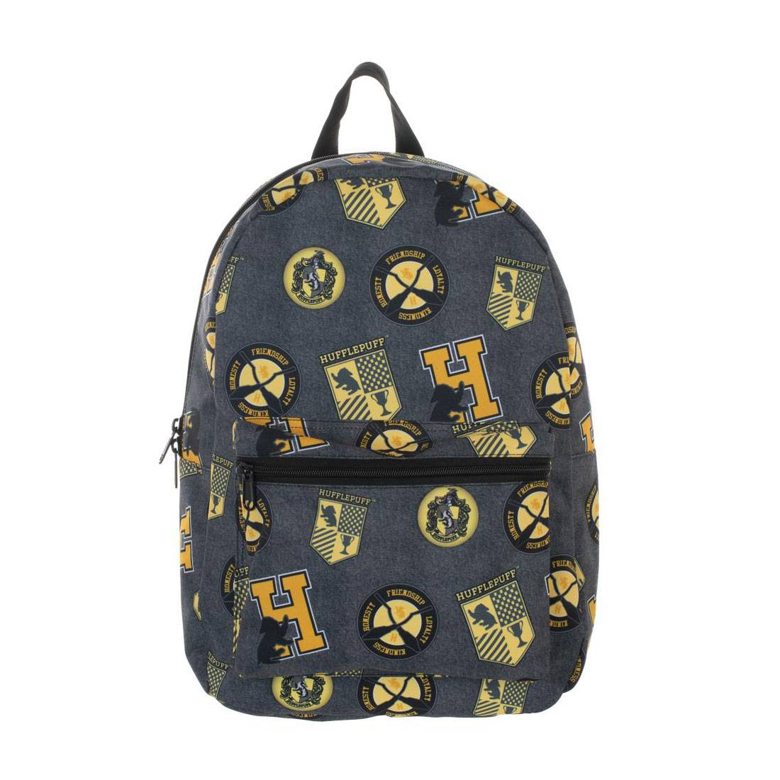 Harry Potter sac à dos Hufflepuff Patches