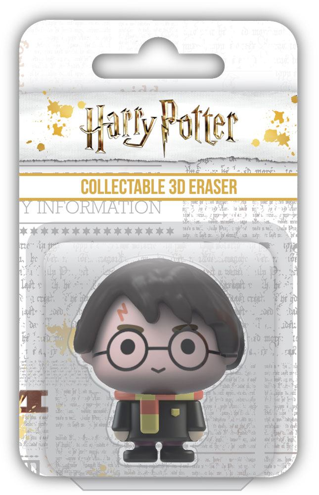 Harry Potter gomme 3D Harry