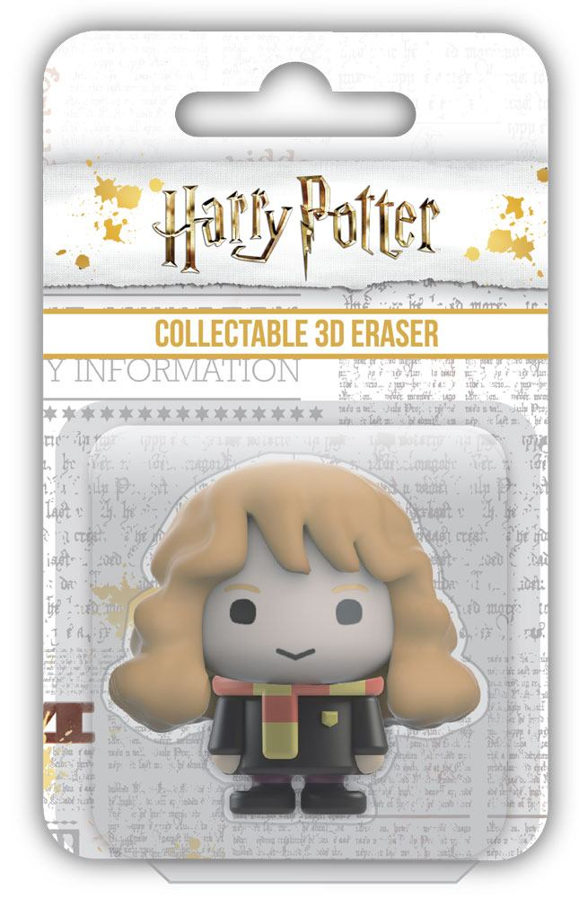 Harry Potter gomme 3D Hermione