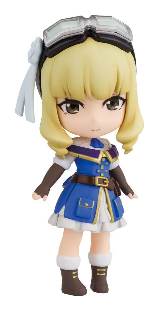 The Kotobuki Squadron in The Wilderness figurine Figuarts mini Emma 9 cm