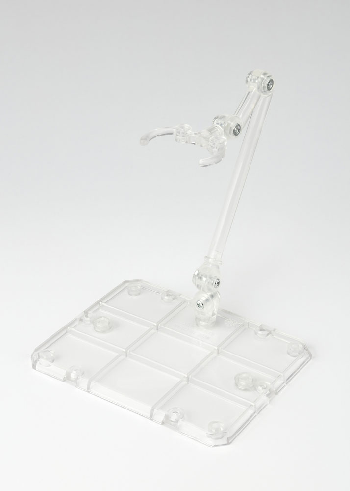 Tamashii Stage socle pour figurines Act.4 for Humanoid Clear 14 cm