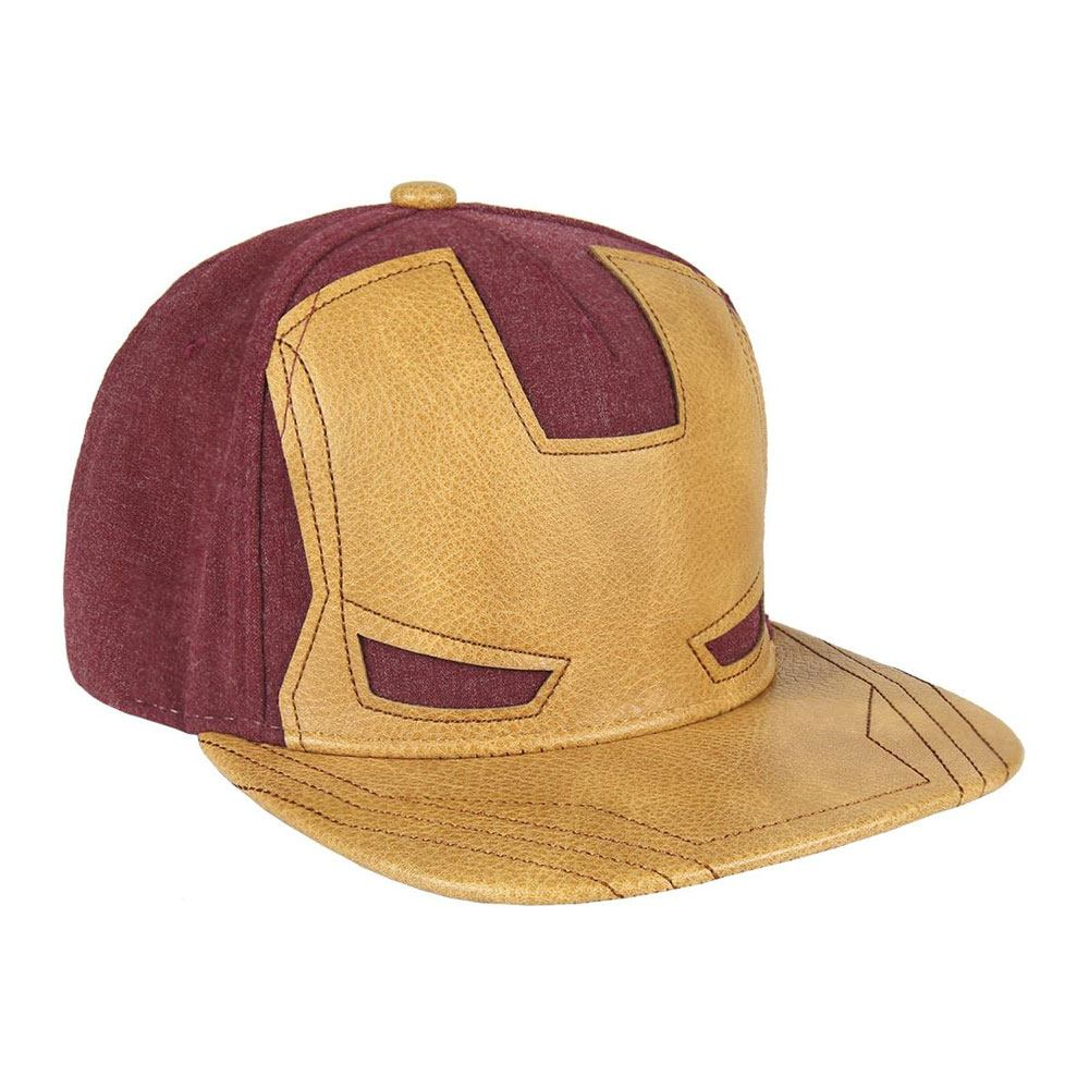Avengers casquette Snapback Iron Man