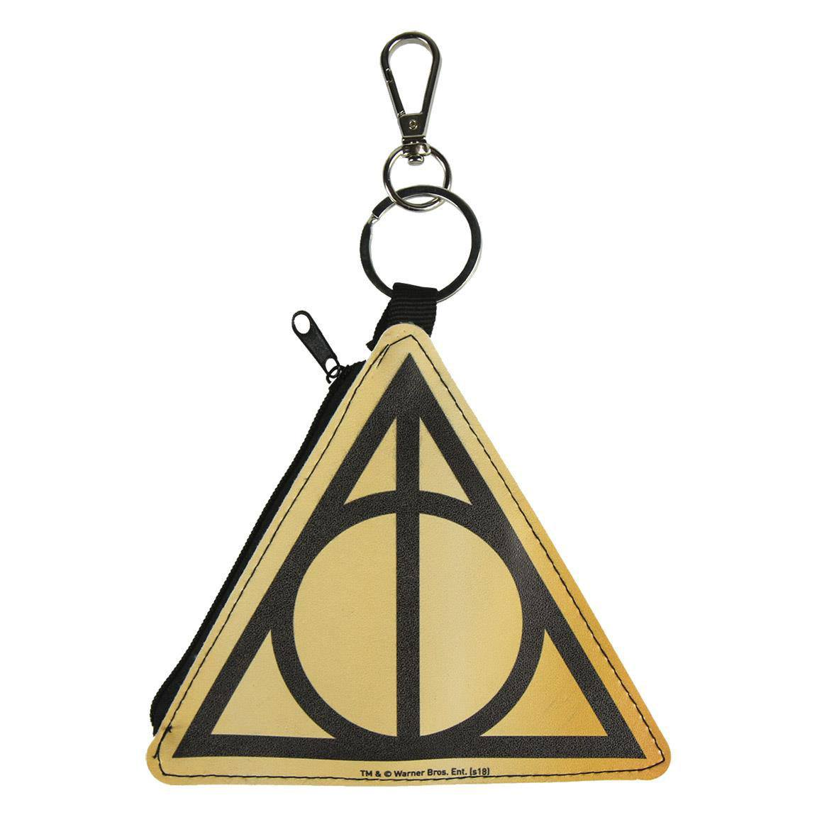 Harry Potter porte-monnaie Mini Deathly Hallows