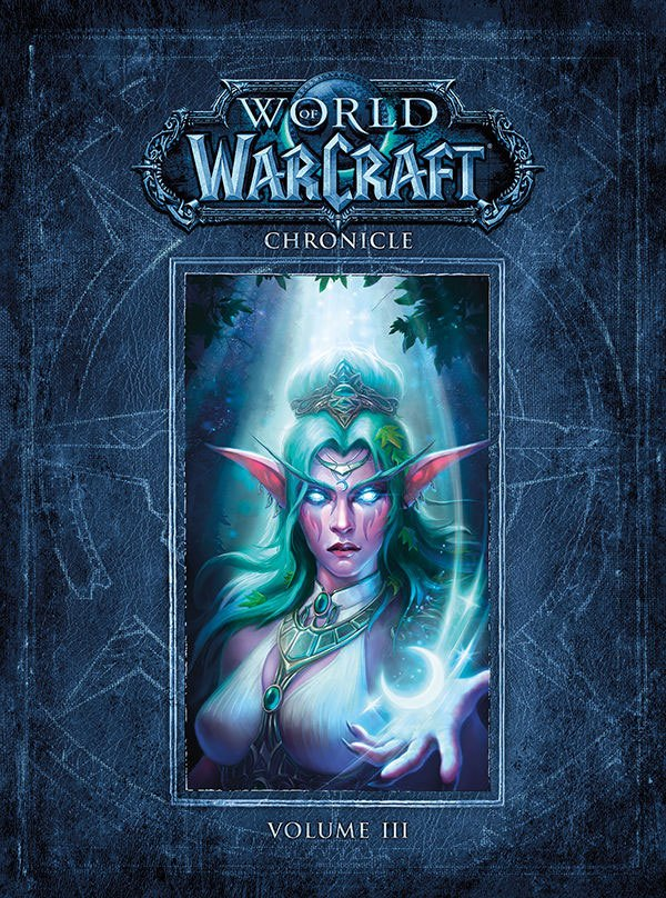 World of Warcraft Art book Chronicle Volume 3 *ANGLAIS*