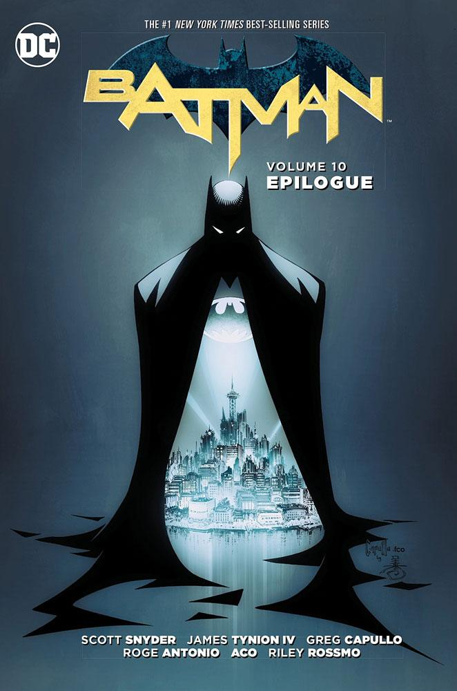 DC Comics bande dessinée Batman Vol. 10 Epilogue by Scott Snyder *ANGLAIS*