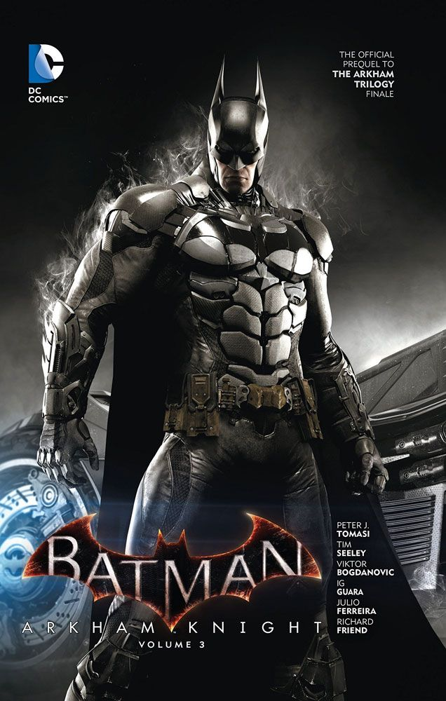 DC Comics bande dessinée Batman Arkham Knight Vol. 3 by Peter Tomasi *ANGLAIS*