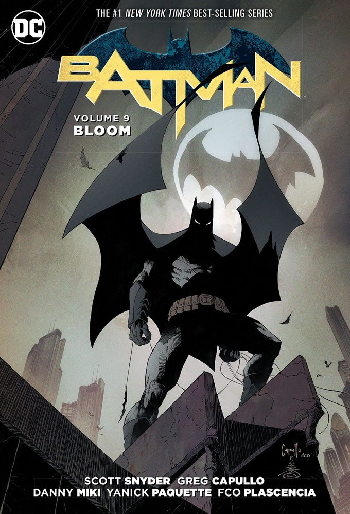 DC Comics bande dessinée Batman Vol. 09 Bloom by Scott Snyder *ANGLAIS*