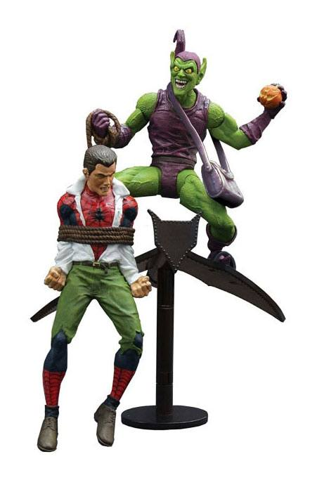 Marvel Select figurine Classic Green Goblin 18 cm