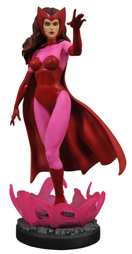 Marvel Comic Premier Collection statuette Scarlet Witch 28 cm