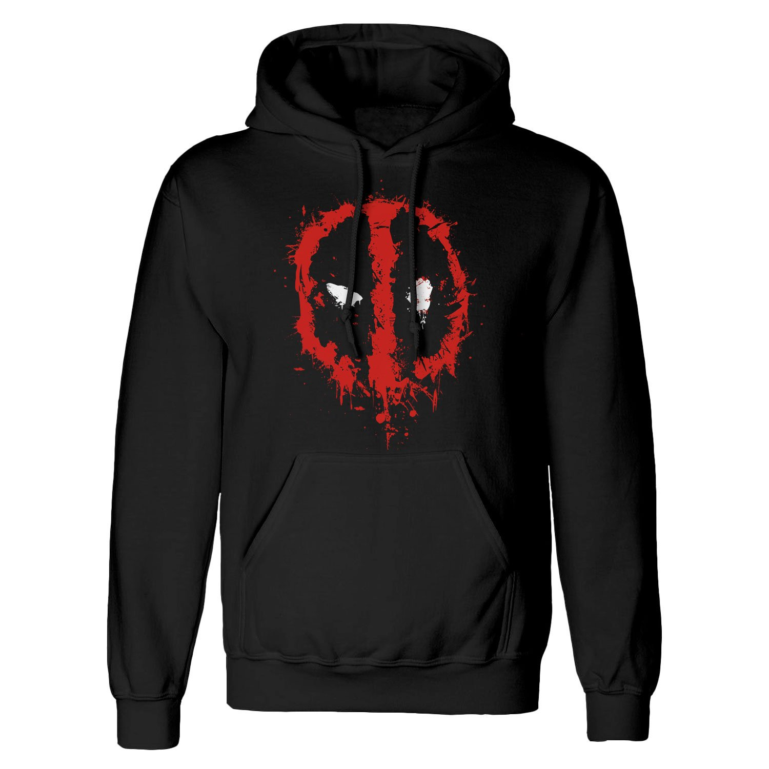 Deadpool sweater à capuche Splat (L)