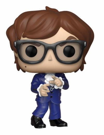 Austin Powers POP! Movies Vinyl figurine Austin Powers 9 cm