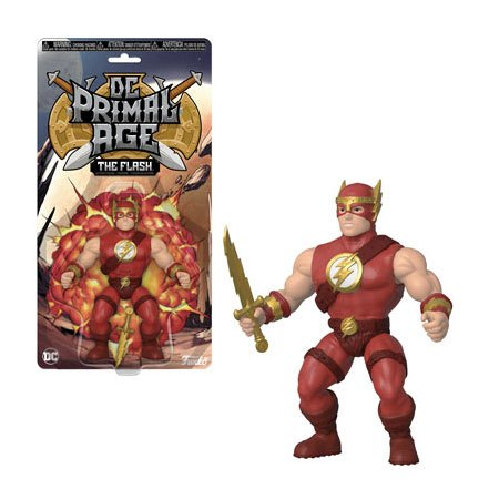 DC Primal Age figurine The Flash 13 cm