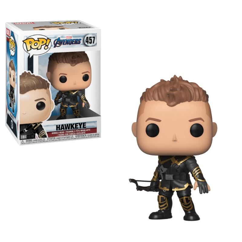 Avengers Endgame POP! Movies Vinyl figurine Hawkeye 9 cm