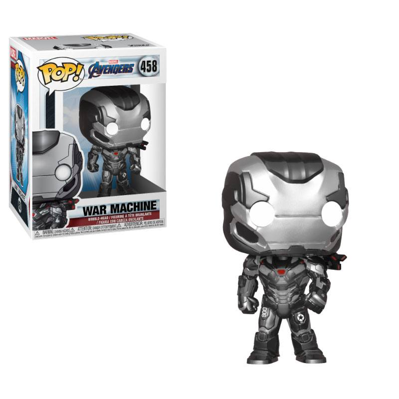Avengers Endgame POP! Movies Vinyl figurine War Machine 9 cm