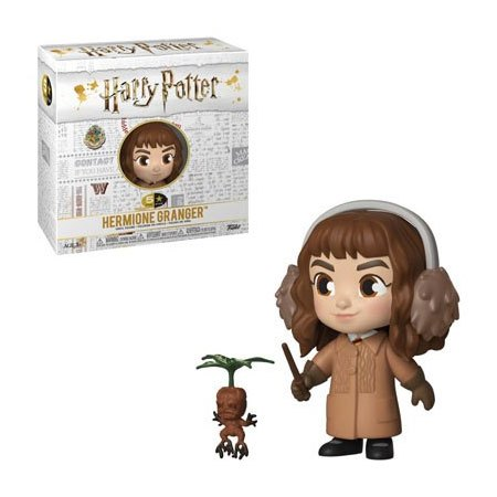 Harry Potter figurine 5 Star Hermione Granger (Herbology) 8 cm