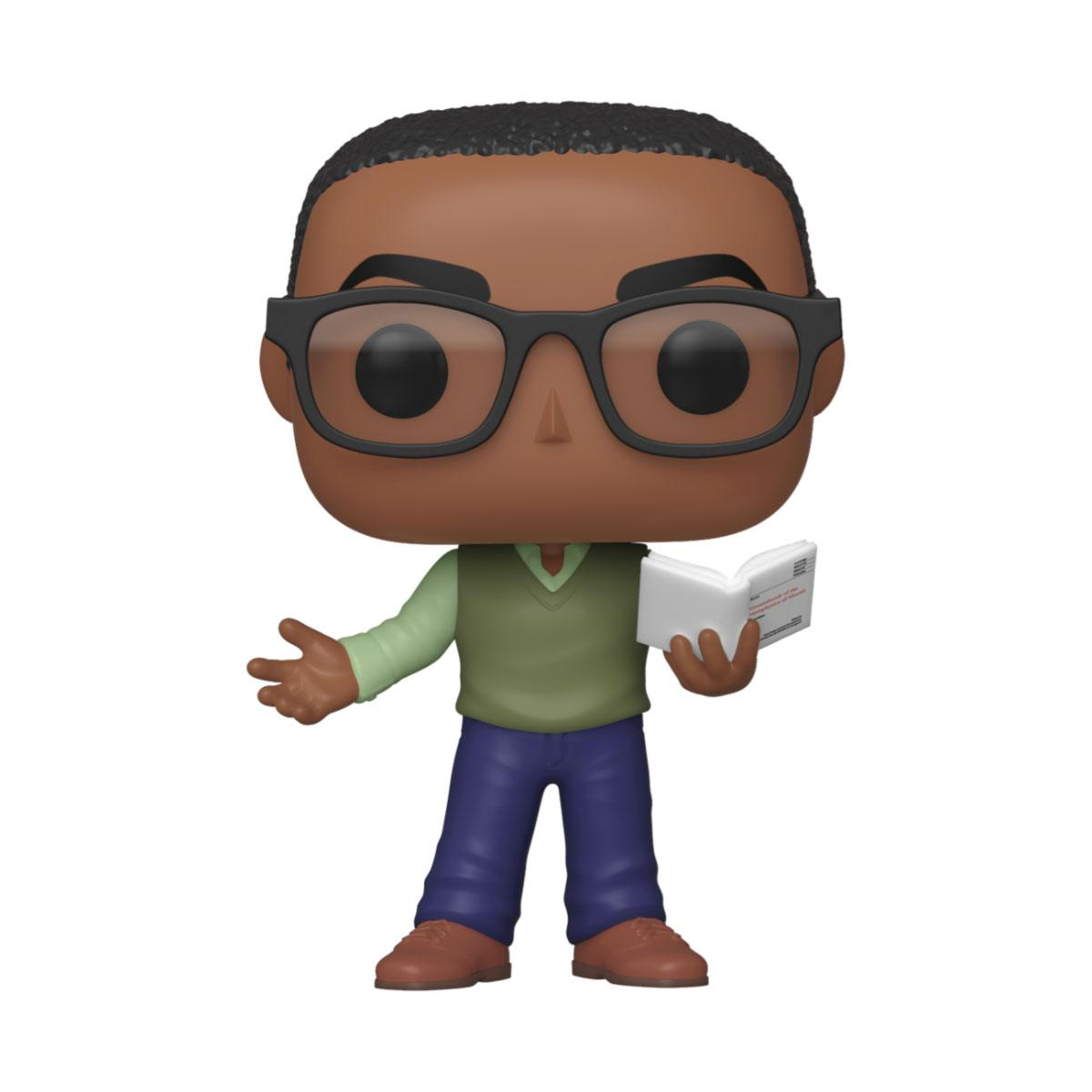 The Good Place POP! TV Vinyl Figurine Chidi Anagonye 9 cm