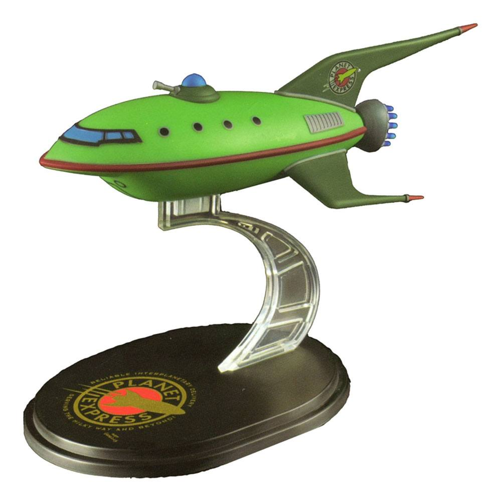 Futurama réplique Mini Masters Planet Express Ship LC Exclusive 12 cm