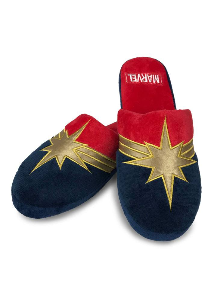 Captain Marvel chaussons femme Captain Marvel