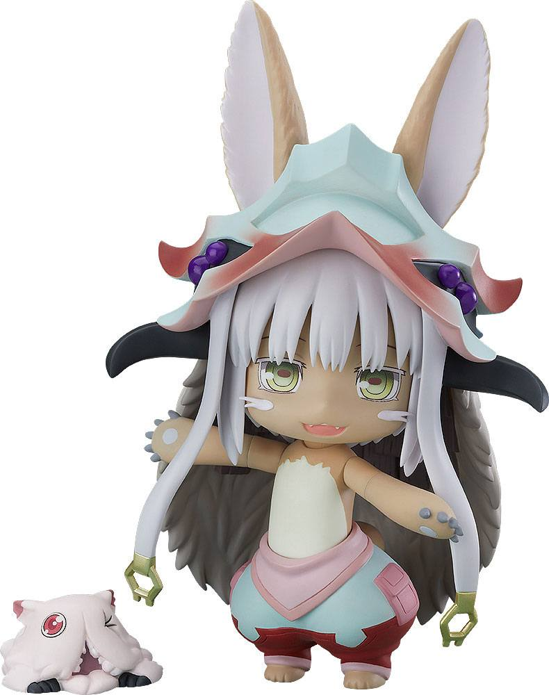 Made in Abyss figurine Nendoroid Nanachi 13 cm