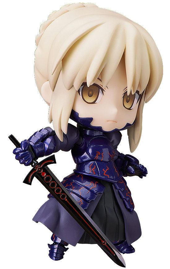 Fate/Stay Night figurine Nendoroid Saber Alter Super Movable Edition 10 cm